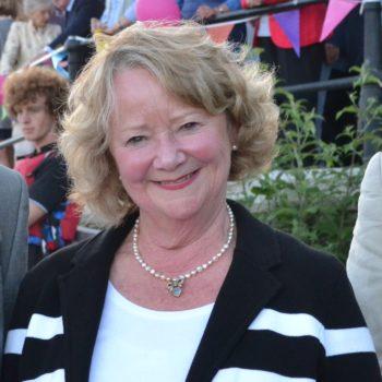 Mrs Lindy Tasker MBE