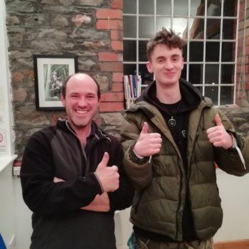 Rob volunteer Young Bristol