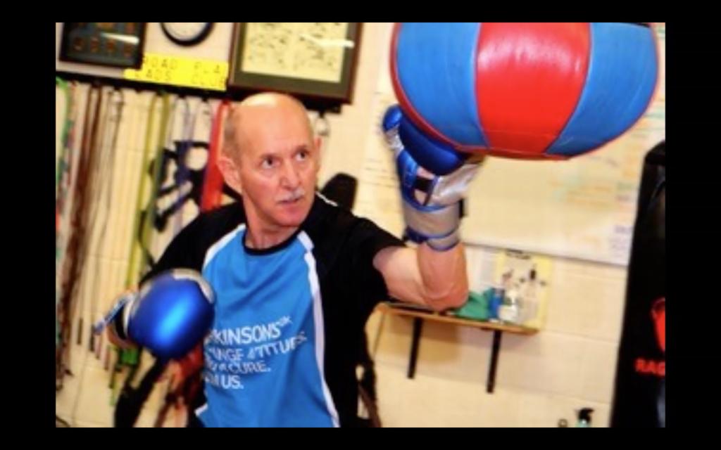 Parkinsons Boxing Club