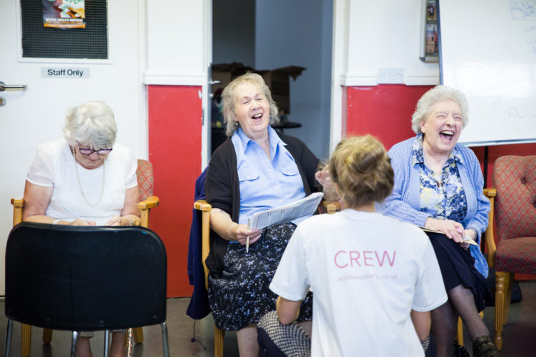 Over 55s project in Ashton Vale